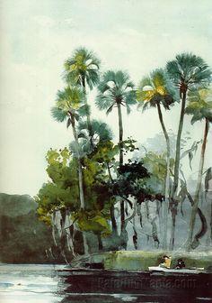 Winslow Homer....