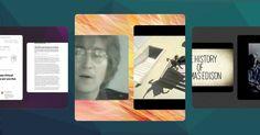 Archiv Padlet MW - FHSTP / Bachelor Medientechnik, Master Digitale Medientechnologien - Masterklasse Experimentelle Medien Bachelor, Polaroid Film, History, Psychics, History Books, Historia