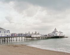 Pierdom by Simon Roberts - a photographic exhibition of Piers in the UK