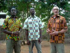 Twi language video of Ghana