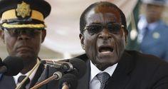 El presidente de Zimbabue, Robert Mugabe, llegó este jueves a la isla venezolana…