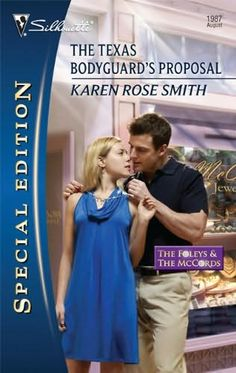 """Read """"The Texas Bodyguard's Proposal"""" by Karen Rose Smith available from Rakuten Kobo. Hot as a Texas summer one minute, vulnerable, sweet and down-to-earth the next, all supermodel Gabriella McCord needed r. Rose Smith, Harlequin Romance, Breakup, Proposal, Supermodels, Books To Read, Texas, Take That, Blog"""