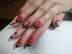 Sent in by Dory S. from Catasauqua, PA Send us your Awesome Nail Art