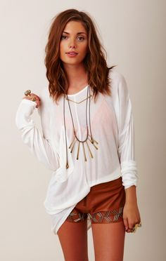relaxed bohemian CHIC FASHION - Google Search