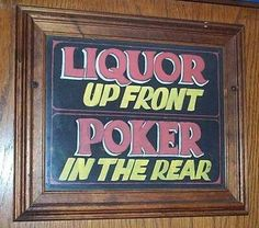 liquor n' poker Never Not Funny, Funny Headlines, Really Funny Pictures, Dump A Day, Pub Signs, Pictures Of The Week, Adult Humor, Funny Signs, Funny Images