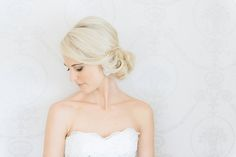 These Dropping Wedding Updos & Bridal Hairstyles are a swoonfest waiting to happen. From messy bridal updos, to tresses with twist & braids, look no further! Bridal Updo, Wedding Updo, Wedding Day, Bridal Rings, Wedding Dreams, Wedding Blog, Wedding Stuff, Wedding Photos, Dream Wedding