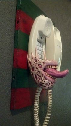 Freddy Krueger-phone