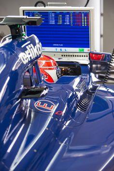 2015 pre-season test in Jerez. Day 2. Felipe Nasr. #SauberF1Team