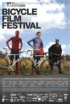 BICYCLE FILM FESTIVAL.