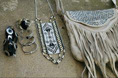 Bohemian accessories boho chic style