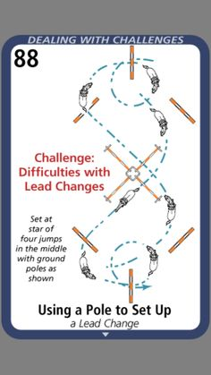 Difficulties with lead changes...