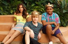 (Left to right:) Kelsey Chow, Adam Hicks, and Doc Shaw