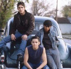 Dally, Pony, & Johnny