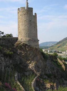 Experience Hermitage and the Rhone Valley: The Path of the Towers in Tournon-sur-Rhone