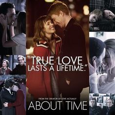 About Time - the next great film from the director of Love Actually! #AboutTime