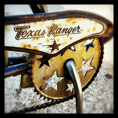 #AMF #Texas Ranger bicycle