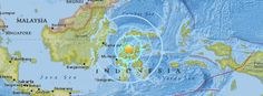 Strong and shallow M6.6 earthquake hits Sulawesi, Indonesia