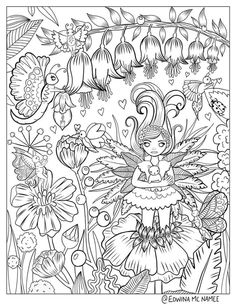 Witch Coloring Pages, Cat Coloring Page, Free Adult Coloring Pages, Coloring Book Art, Cartoon Coloring Pages, Disney Coloring Pages, Christmas Coloring Pages, Printable Coloring Pages, Coloring Stuff