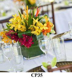Kauai Wedding flowers - Hawaii bridal bouquets and tropical flower leis from Mr. Flowers Kauai