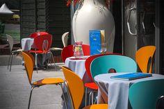 New Malta Yacht Club restaurant in Poznan - Poland #interior #artpin #stua