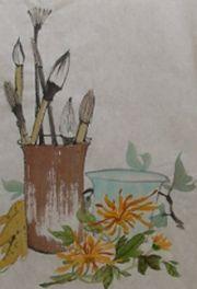 Chinese Brush Painting equipment