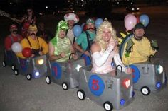 Image result for best group halloween costumes