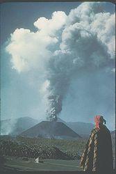 Paricutin Volcano--Seven Natural Wonders of the World