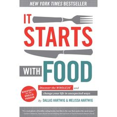 """""""It Starts with Food"""" by Melissa Hartwig, narrated by Melissa Hartwig is a diets & nutrition audiobook that outlines a clear, balanced, sustainable plan to change the way you eat forever-and transform your life in profound and unexpected ways. Whole30 Program, Whole 30 Meal Plan, Transform Your Life, Whole 30 Recipes, Diet And Nutrition, Paleo Diet, Peace Of Mind, Reading Online, Self Help"""