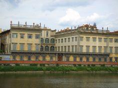 Na Janelinha para ver tudo: O belo Palazzo Corsini e a Galleria d'Arte Antica