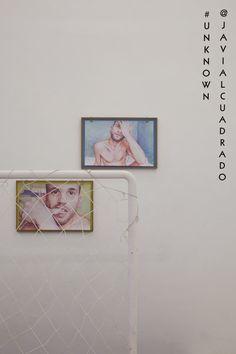 """Exposición """"#Unknown"""" de Javi Al Cuadrado. Hasta el 11 de Abril en La New Gallery."""