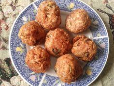 Cocozil - Recipes From Mauritius: Taro Snack - Gateau Arouille