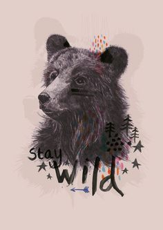 Stay WIld! - Rosie Harbottle