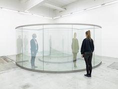 Dan Graham, Tunnel of Love, 2014