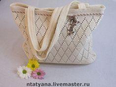 Купить Сумка Скромница - сумка, летняя сумка, сумка женская, авторская сумка, оригинальная сумка