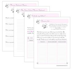 a muslim homeschool: A gift for you.... Home School Planner!