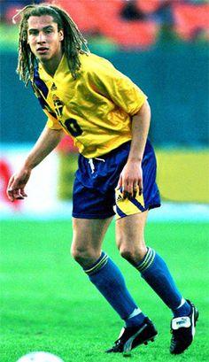 Henrik Larsson, Sweden