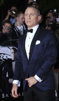 The Cloakroom x Daniel Craig?   The Cloakroom
