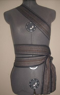 New multi colored pirate sash    wrap    112 by 2.5    polyester    black serged edges    one size fits most adults