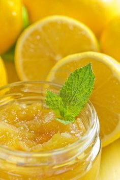 Mermelada de limones: Dulce ideal de invierno - CocinaChic