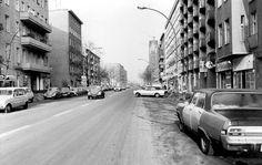 Berlin | West Berlin. Berlin-Moabit Beusselstrasse, 1973