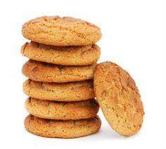 Cookies de laranja e nozes