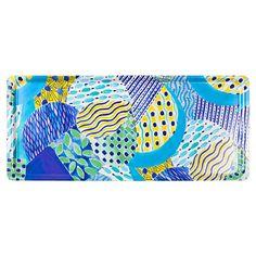 Batik Print Tray   ZARA HOME United Kingdom