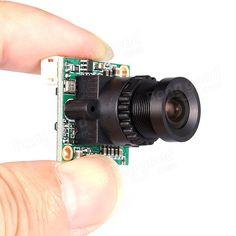 1/3 CCD Effio-E 700TVL Mini FPV Camera 2.8mm 3.6mm Wide Angle 23mm*23mm For FPV…