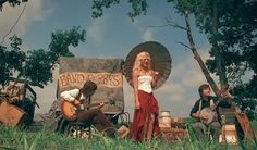 I am beyond obsessed withe The Band Perry.