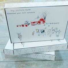 $20. Farmstead Goat Milk Caramels - Storyboard Box