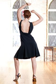 Kleid Nizza, Gr. M, Tangokleid, Cocktailkleid  Tango dress  #dress #tango