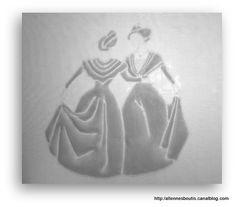 Costumes du temps passé... - ABC, Allennes, Boutis, Couture