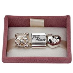 The Pandora Best Friends Forever Charm Set Features Erfly
