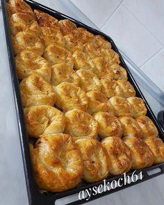 #Repost @aysekoch61 • • • • • Sabah kahvaltısı için veya beş çayı misafirleriniz için hazırlıyabileceğiniz enfesss lezzette bir börek..…