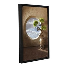 Top Product Reviews for Cynthia Decker 'Haiku' Gallery Wrapped Canvas - Overstock.com